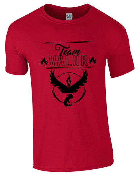 Team Valor - TShirt