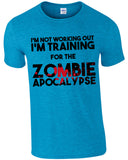 Training For The Apocalypse - TShirt
