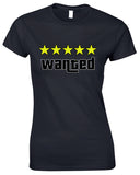 Wanted - TShirt