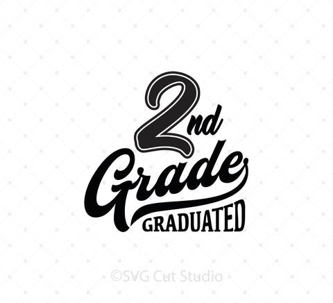 2nd Grade SVG Cut Files at SVG Cut Studio for Cricut Explore Silhouette Cameo free svg files
