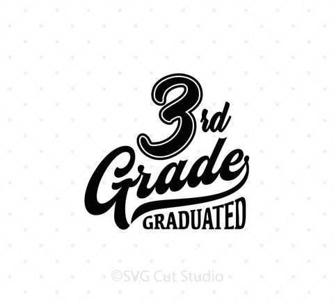 3rd Grade SVG Cut Files at SVG Cut Studio for Cricut Explore Silhouette Cameo free svg files