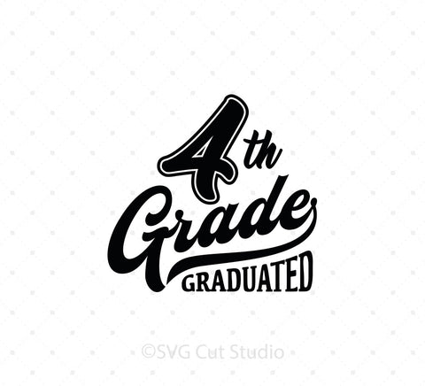 4th Grade SVG Cut Files at SVG Cut Studio for Cricut Explore Silhouette Cameo free svg files