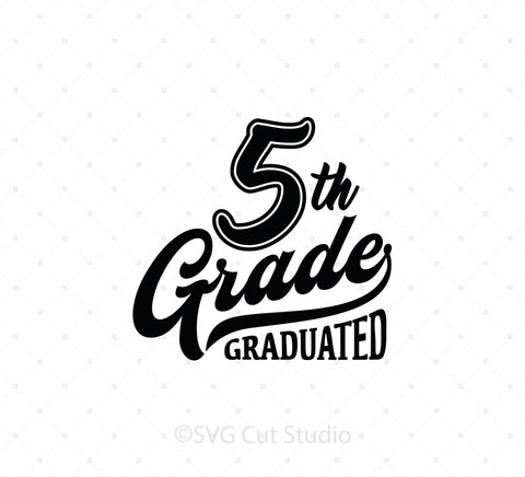 5th Grade SVG Cut Files at SVG Cut Studio for Cricut Explore Silhouette Cameo free svg files