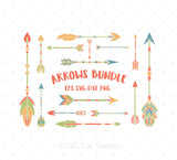 Arrows Bundle SVG Cut Files