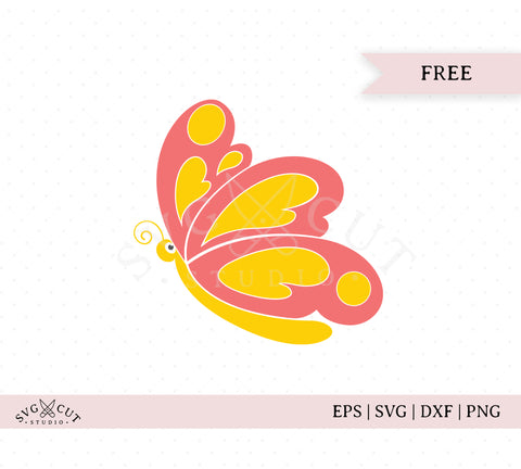 Butterfly SVG Cut Files
