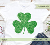St Patricks Day Shamrock SVG Files