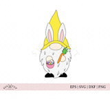 Easter SVG Gnome SVG Files
