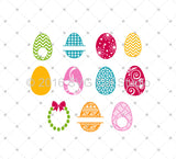 Easter Bundle SVG Cut Files