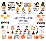 Halloween SVG bundle, fall svg bundle - SVG Cut Studio
