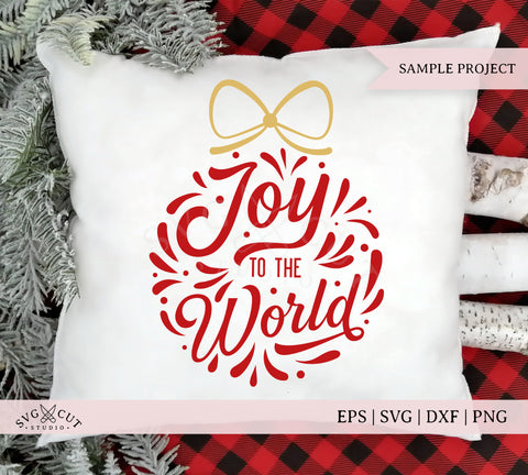 Joy To The World svg files
