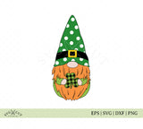 St Patricks Day Gnome SVG Files