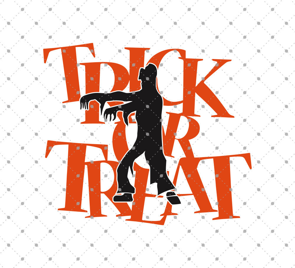 SVG files for Cricut Trick or Treat SVG Cut Files D1 Silhouette Studio3 files PNG clipart free svg by SVG Cut Studio