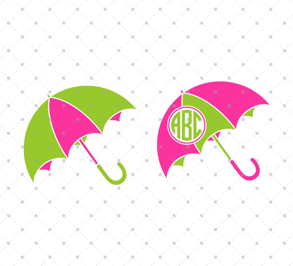 SVG files for Cricut Umbrella SVG Cut Files Silhouette Studio3 files PNG clipart free svg by SVG Cut Studio