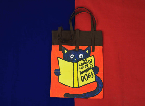 Guide to Dogs Tote Bag