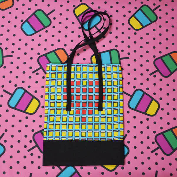 Bubble Bottles Travel Tote