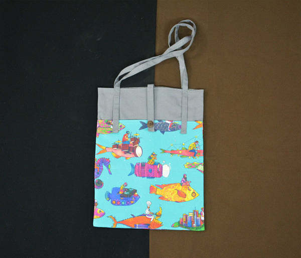 The Floating Dreams Tote Bag