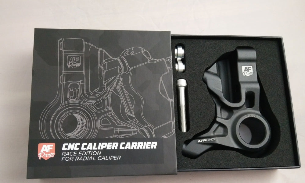 CNC Caliper carrier PK - LOW - RACE Edition - AF Parts - KyTronik