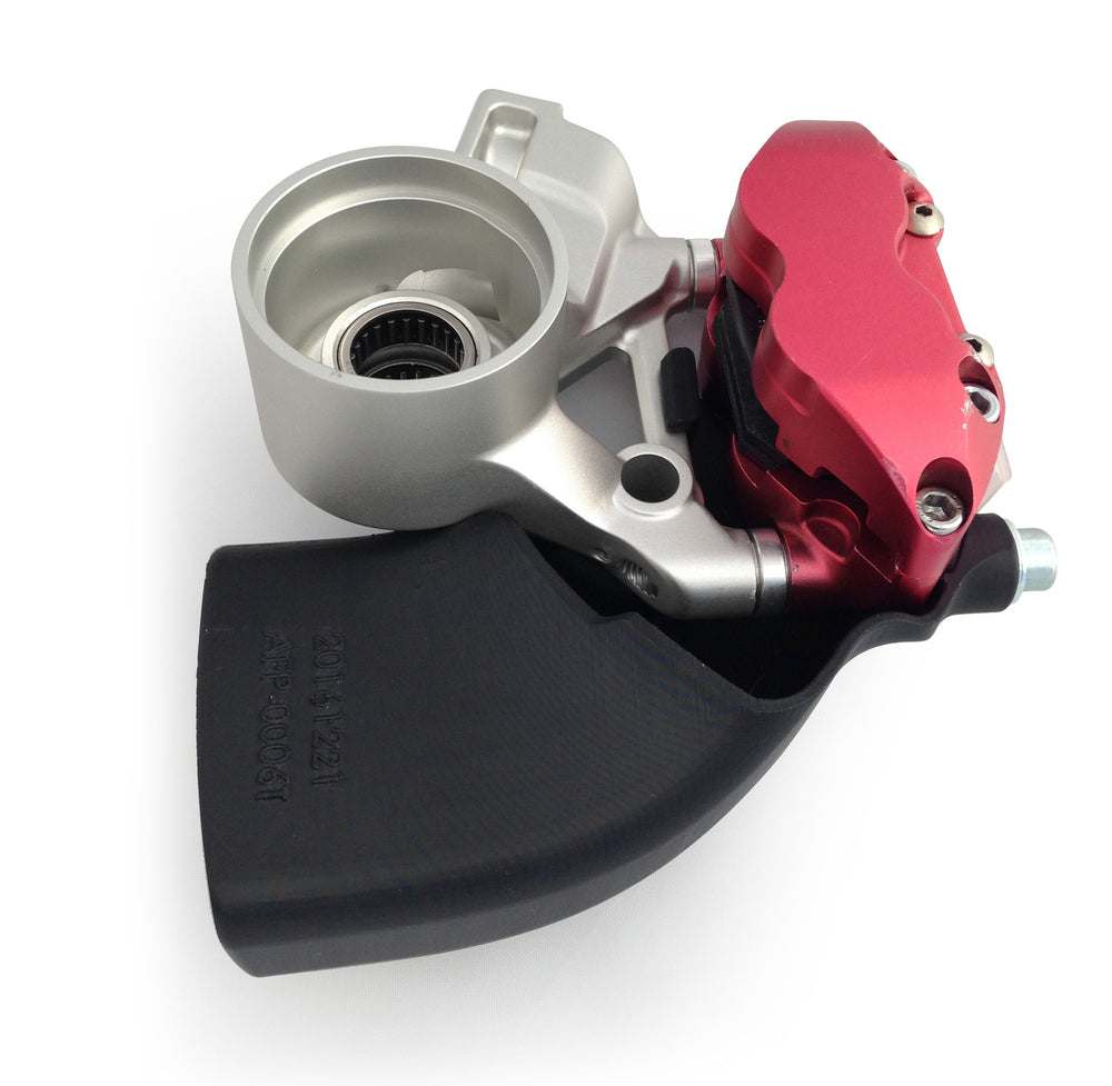 Air-Scoop for TOURER Caliper Carrier