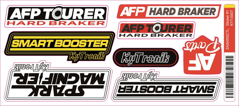 Sticker set #1