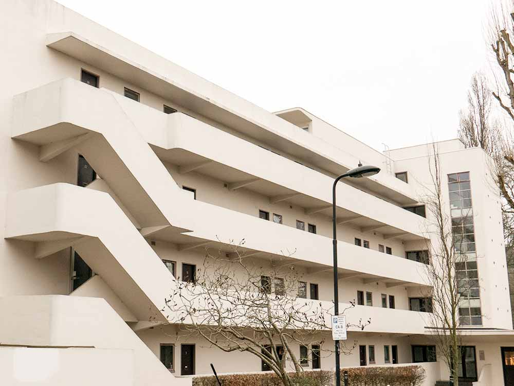 About the Isokon