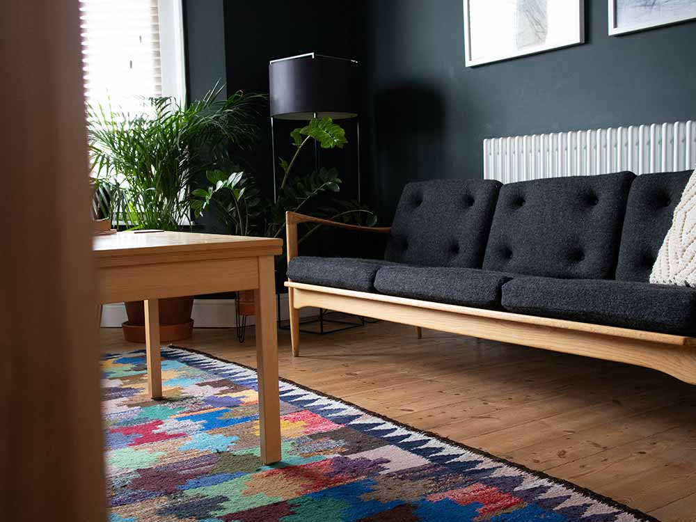 About Scandinavian furniture