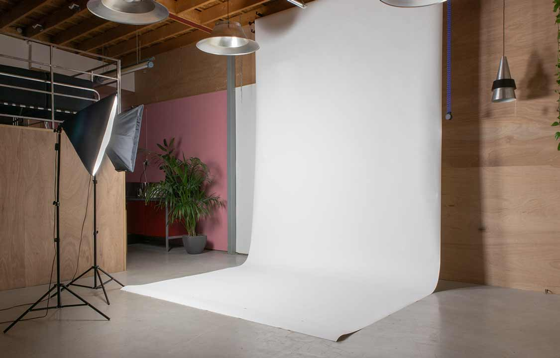 Photography space for hire London