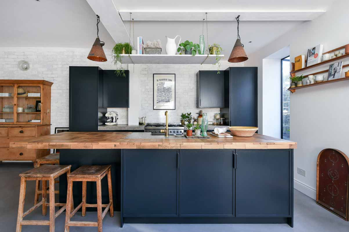 ALL&NXTHING kitchen design