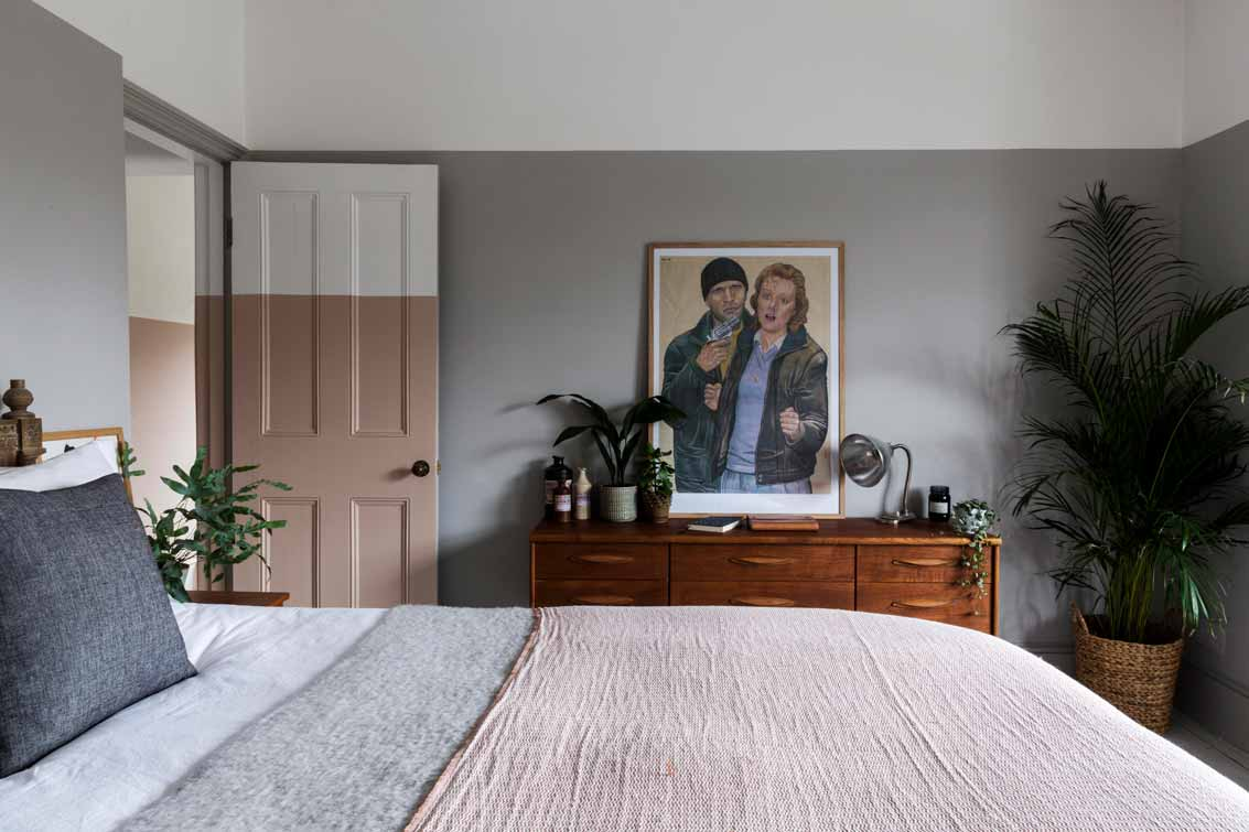 Stephen Nash bedroom design