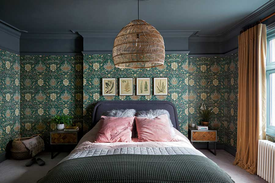 Fiona Duke Interiors Bedroom