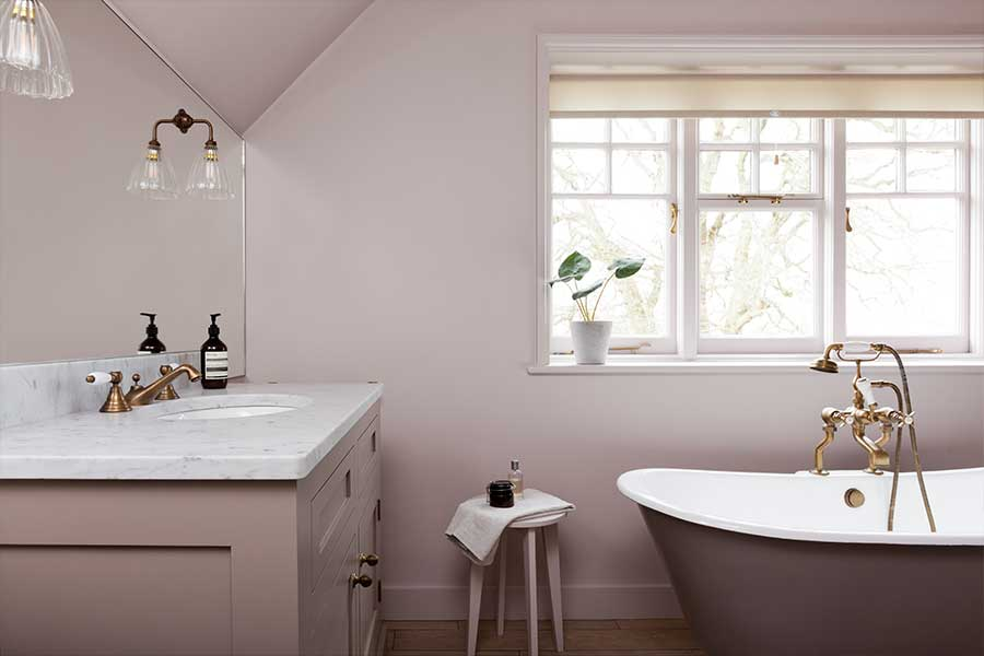 Fiona Duke Interiors bathroom