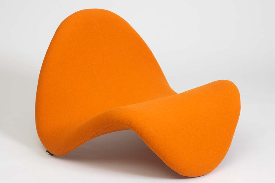Vintage Tongue Chair by Pierre Paulin