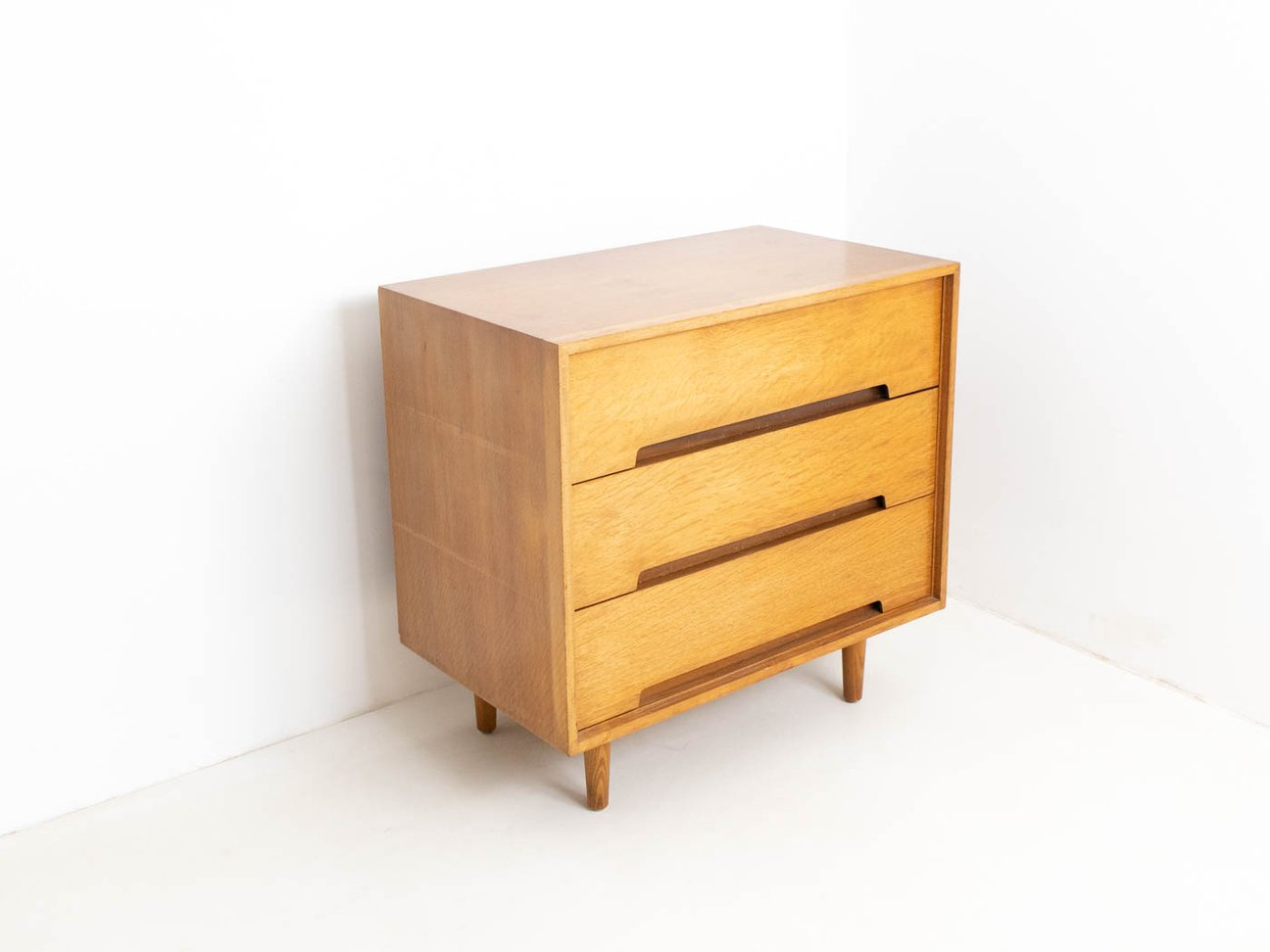 Mid century modern Stag chest of drawers
