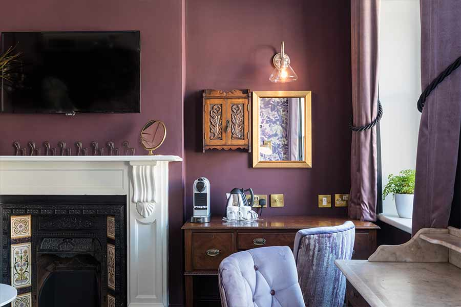 London interior designer Ruth Milne