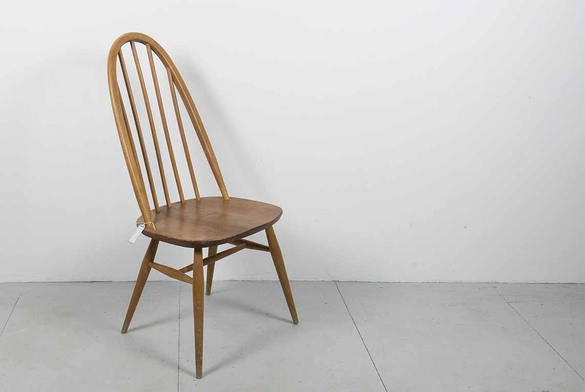 Vintage Ercol Quaker Dining Chair