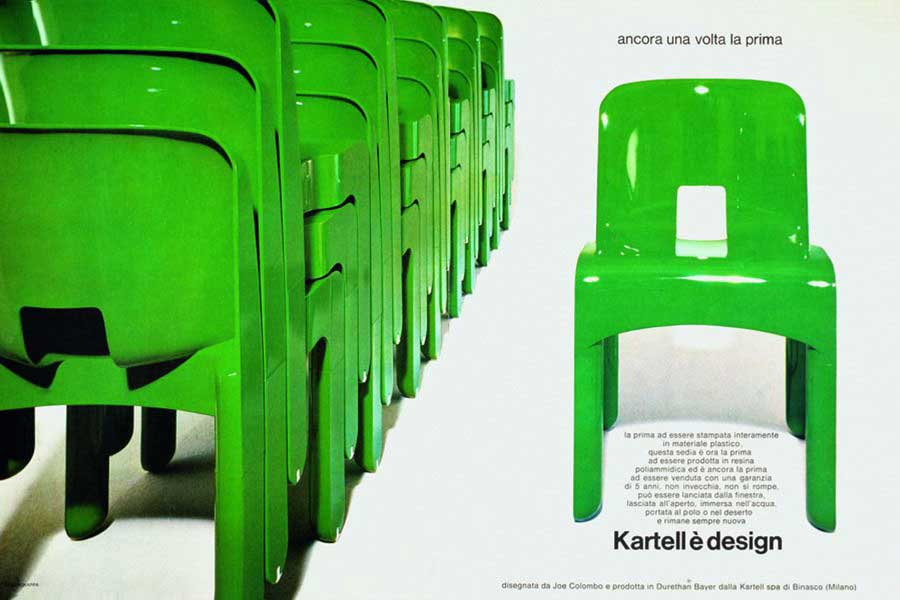 About Kartell furniture