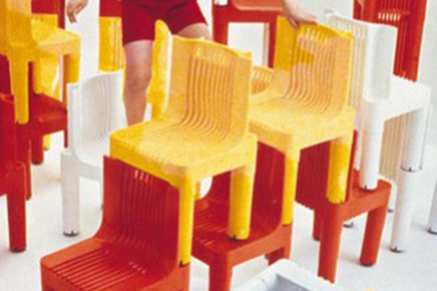 Kartell children's furniture