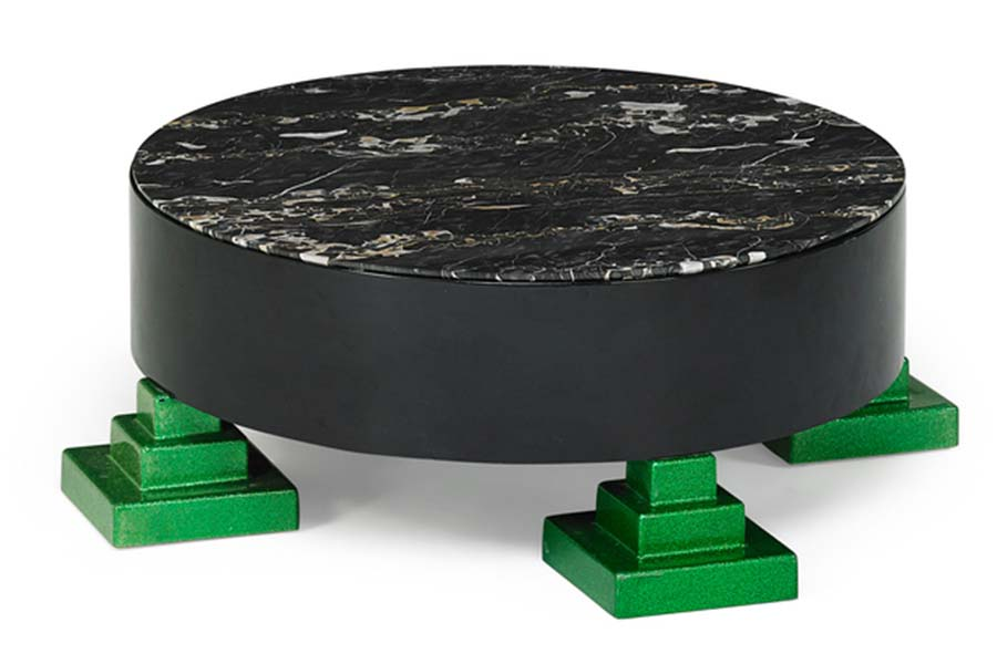 Sottsass marble coffee table