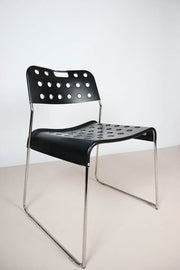 Rodney Kinsman Black Chair