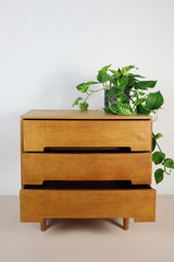 Original Stag chest of drawers london