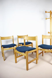 Hans J. Wegner Dining Chairs by Getama - Set of 4