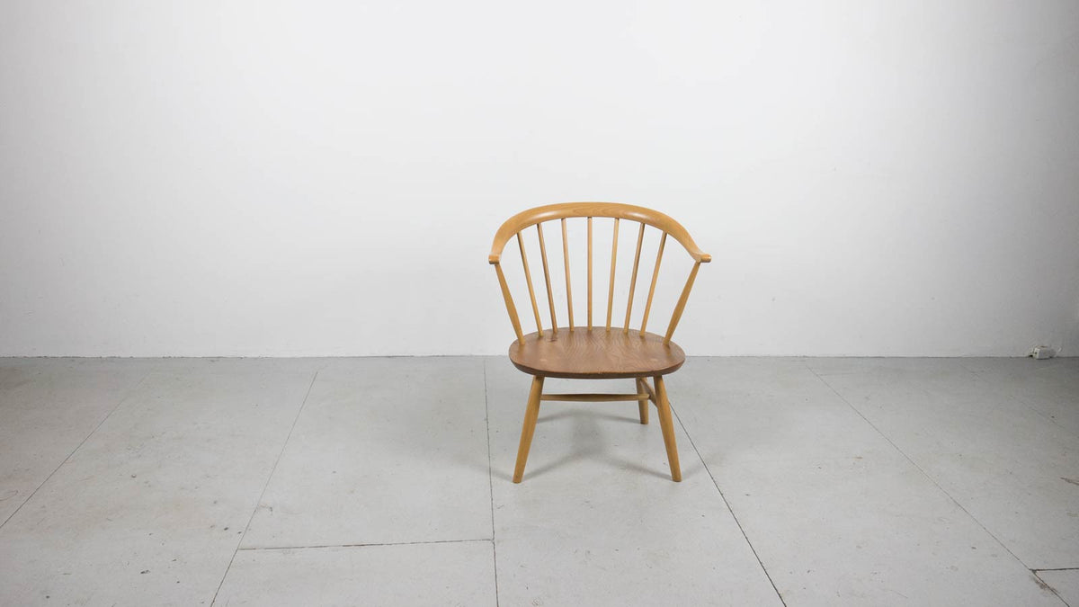 Ercol Cowhorn Chair