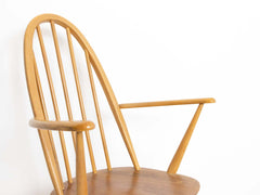 Ercol carver dining chair vintage