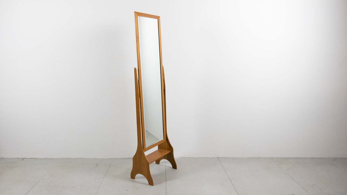 1960s full length mirror