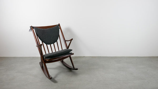 Bramin rocking chair