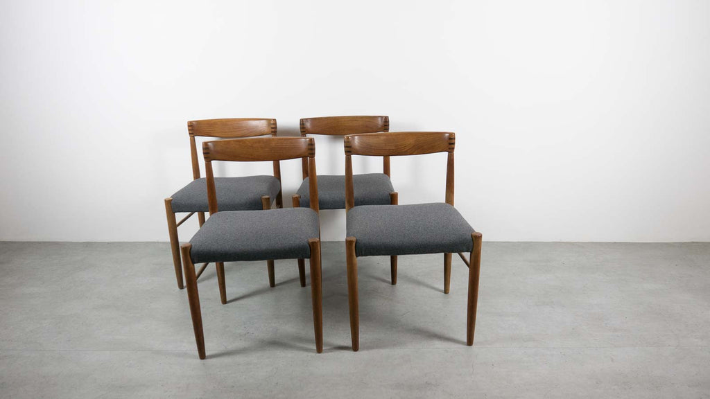HW Klein dining chairs