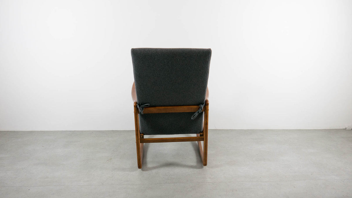 Danish Modern rocking chair