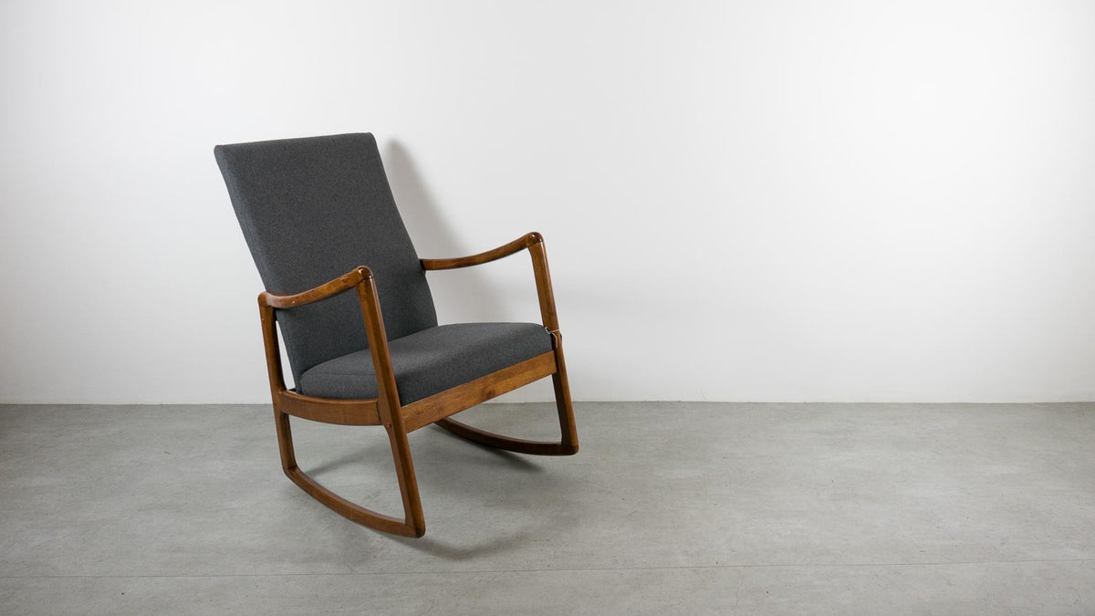 Ole Wanscher rocking chair