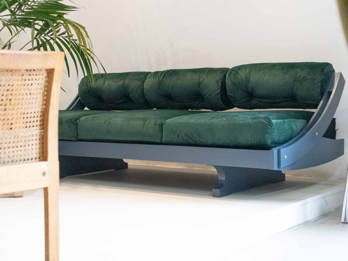 Sormani GS195 Sofa Bed by Gianni Songia