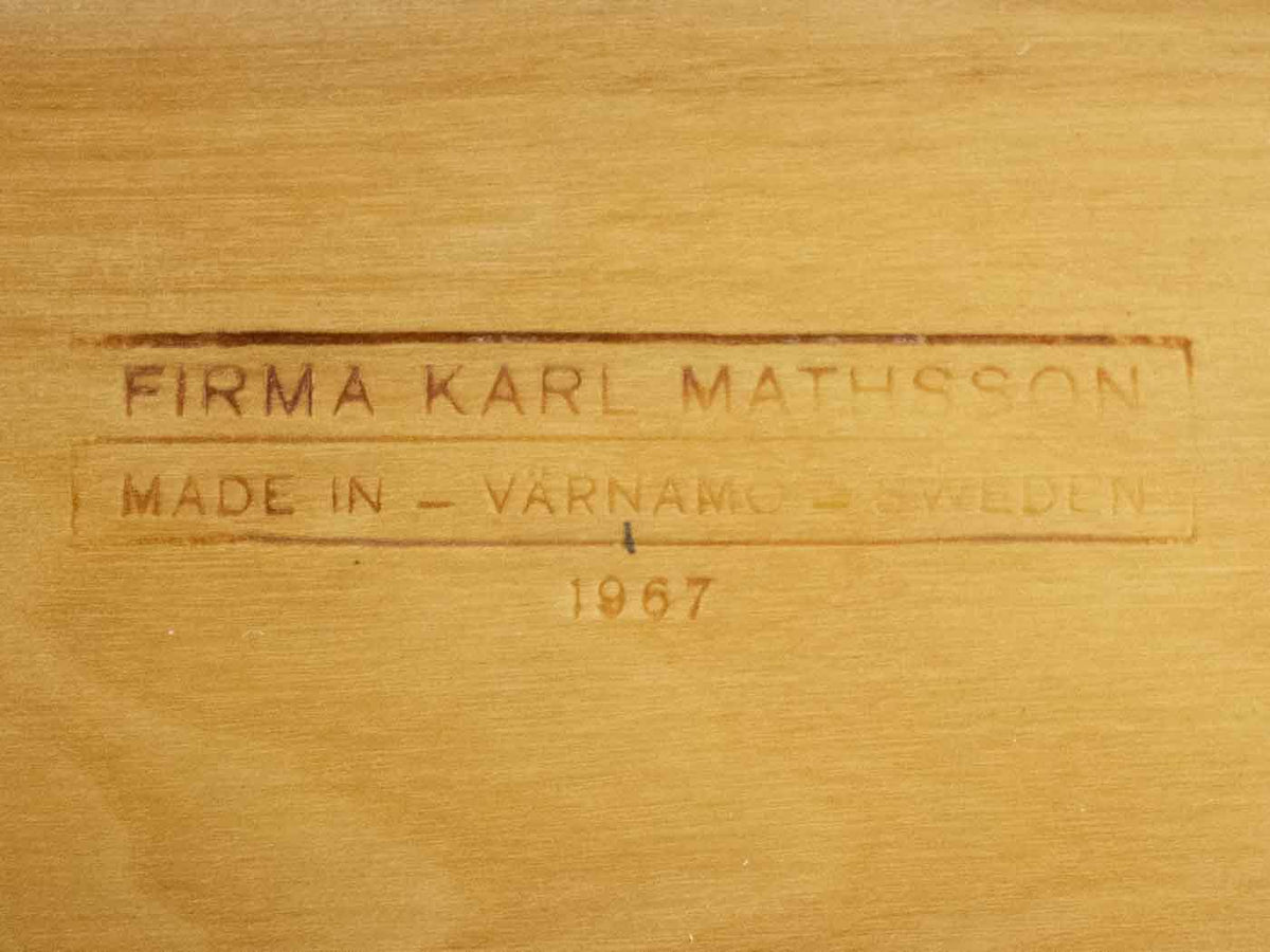 Firma Karl Mathsson