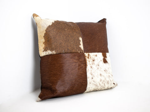Hair On Cowhide Cushions by ebtd